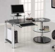 Bush Desk Series C by Cabot L Shaped Desk Kitchen Dining Bush Furniture Office Depot