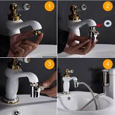 Sink Sprayer Diverter Connection by Bathroom Kitchen Sink Faucet Ceramic Cartridge Diverter Valve