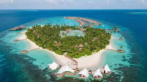 100 W Retreat Maldives Resorts