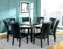 Dining Table And 8 Chair Sets For Seat Set Room Square Rattan A