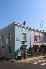 104 Notting Hill Houses Where To See The Prettiest Streets In Map Notsobasiclondon