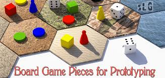 11 Popular Board Game Pieces For Prototyping Your 17 Mar 2017