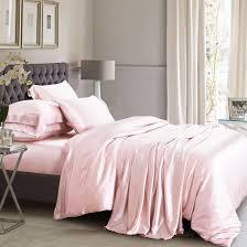 Blush Pink Bedding Linen Always Pretty Light Pink Bed Set