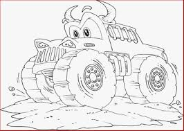 100 Monster Truck Drawing 146492 Coloring Pages Best