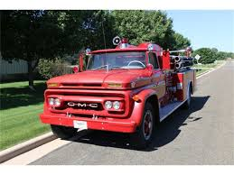 1964 GMC Fire Truck For Sale | ClassicCars.com | CC-1022504