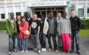 le télégramme ézellec unesco une délégation africaine au