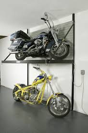 Motorcycle Storage Lifts In Parrish FL From Garage Evolution