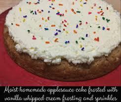 Very Moist Applesauce Cake Recipe Super Moist Applesauce Cake