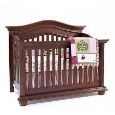 baby cache heritage lifetime convertible crib cherry baby