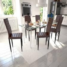 6x esszimmerstühle hochlehner sitzgruppe essgruppe
