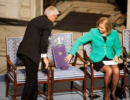 Obama Empty Chair Tweet by Nobel Peace Ceremony For Liu Goes Ahead With Empty Chair