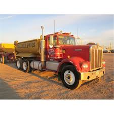 Dump Truck For Sale: Kenworth W900 Dump Truck For Sale