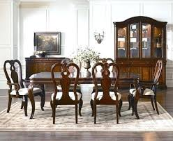Macys China Cabinet In Dining Room 7 Piece Furniture Set Only At Table With