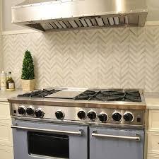 chevron backsplash tiles design ideas