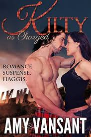Kilty As Charged Romance Suspense Haggis Series Book 1