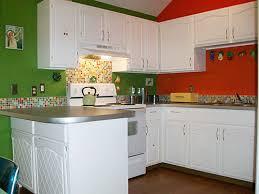 Retro Mod Kitchen Colorful