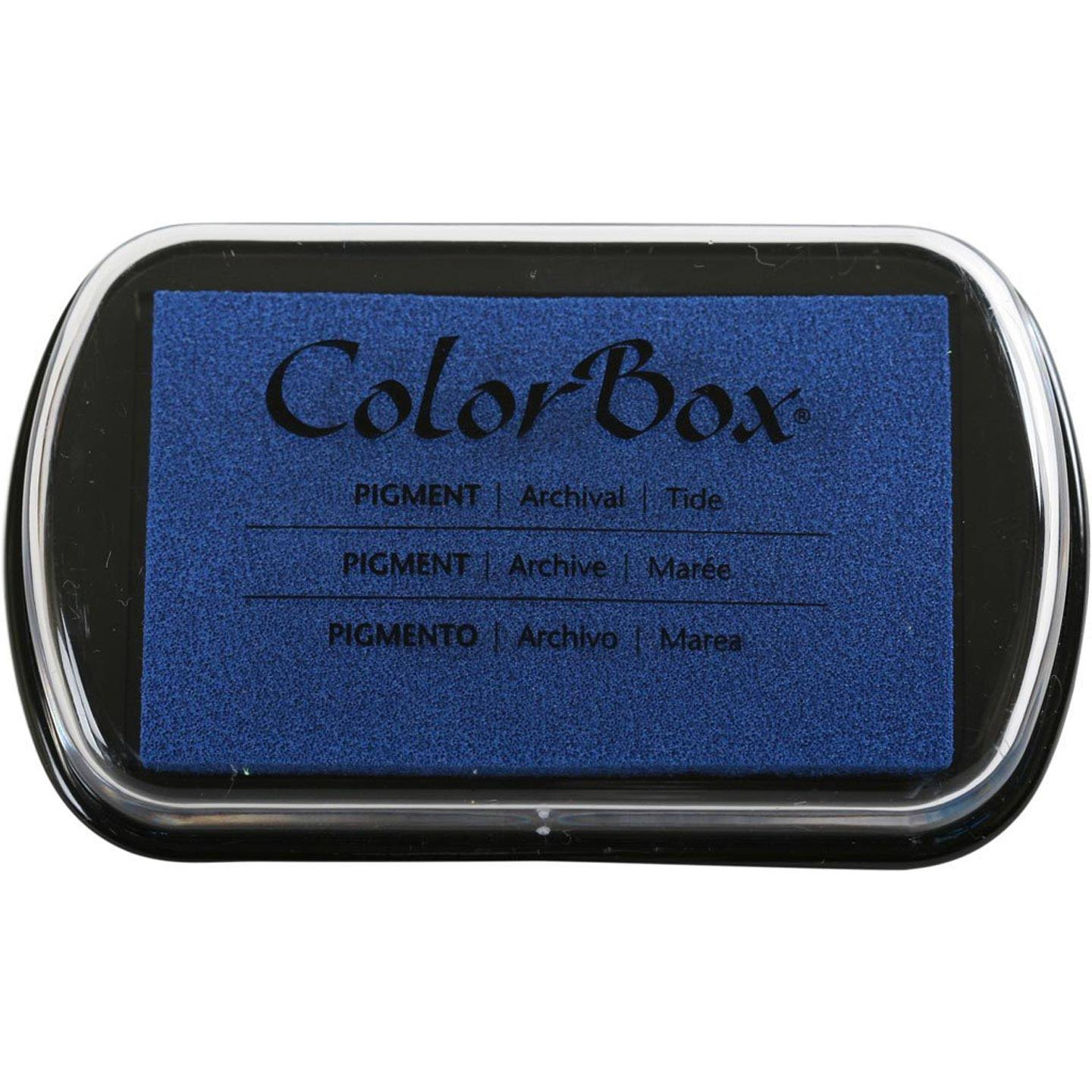 Colorbox Pigment Ink Pad - Tide