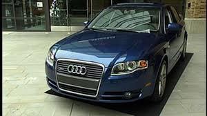 2007 Audi A4 2 0 T Quattro