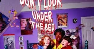 Don T Look Under The Bed line Image Mag