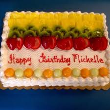 Cakes Decorated With Fruit by La Petite France Bakery 57 Photos U0026 40 Reviews Patisserie Cake
