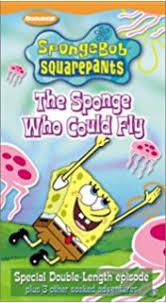 Spongebob Halloween Dvd Episodes by Amazon Com Spongebob Squarepants Halloween Vhs Tom Kenny