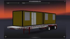 USA TRAILER PACK ETS 2 - Mod For European Truck Simulator - Other Relocation Van Line Moving Trucks Trailers Movers Usa Company Smarts Truck Trailer Equipment Beaumont Woodville Tx The American Built Racks Sold Directly To You Flatbed Headboard For Sale In Mi Type St Used Great Skins Mexicousa Companies 12 Mod Rebrands Assetlight Business Begins Strategic Focus On Worlds Longest Semi Tractor Two Rivers Wisconsin Trailer Simulator Android Ios Youtube Pack V10 For Ats Allmetal Semitrailer V11 Mod