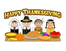 Happy Thanksgiving Clipart Free