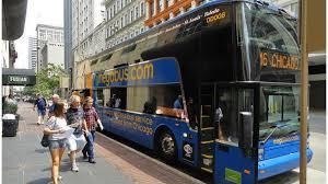 megabus allows cincinnati travelers to pick their own seats
