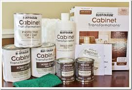 Rustoleum Cabinet Refinishing Kit Colors by Painted Cabinets Sand And Sisal