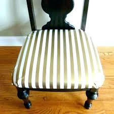 Gripper Chair Cushion Pads Cushions Dining Room Chairs
