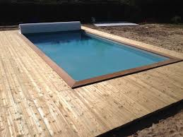 margelle piscine en bois margelle piscine en bois gelaco