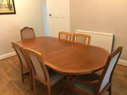 Parker Knoll Dining Table With 6 Chairs | In Sutton, London | Gumtree Mid Century Parker Nordic Ding Chairs X 6 Vintage Retro Carvers Parker Teak Danish Style Invisedge 1960s Table Restored And Recovered Fniture Home Fniture On Carousell Mid Set Of Spadeback Set With Oak Table Bench 4 Oregan Chairs Buy Matt Blatt 1co103713 Coffee Finish Parson Extending Oak Dfs Knoll Extendable Plus Images Tagged Melbonemidcentury Instagram