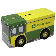 100 John Deere Toy Trucks The Tin Box Company Truck Bank By The Tin Box Company