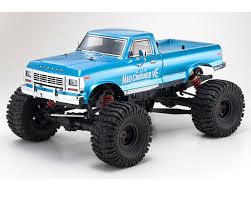 100 Shark Wreak Monster Truck Kyosho Mad Crusher VE 18 ReadySet KYO34253B Cars