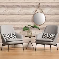 a s création vliestapete il decoro tapete in vintage holz optik beige grau weiß