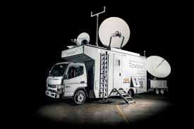 100 Truck Designer ETL Systems Provides RF Equipment For Timeline Televisions First