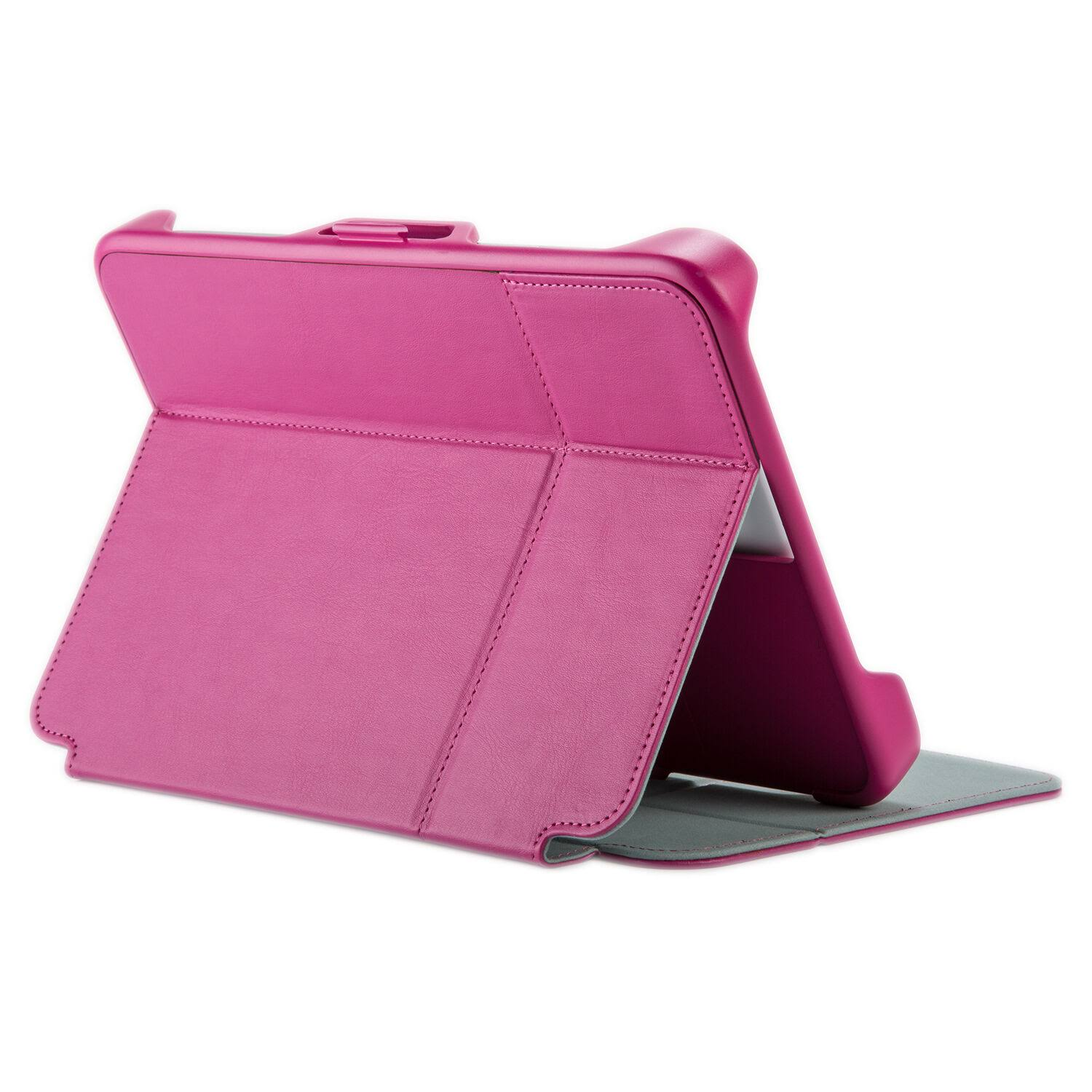 Universal Speck Products StyleFolio Flex Tablet Case - Pink, 7-8.5""