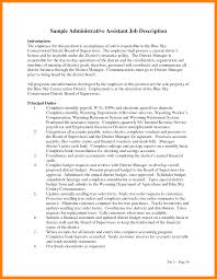 9+ Administrative Assistant Job Description Samples | Time ... Application Letter For Administrative Assistant Pdf Cover 10 Administrative Assistant Resume Samples Free Resume Samples Executive Job Description Tosyamagdalene 13 Duties Nohchiynnet Job Description For 16 Sample Administration Auterive31com Medical Mplate Writing Guide Monster Resume25 Examples And Tips Position Awesome