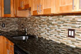 Kitchen Backsplash With Oak Cabinets by Kitchen Backsplash Extraordinary Cheap Backsplash Ideas