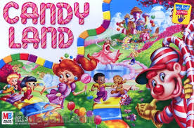 Absolutely Everyone Knows What Candyland Is Its The First Board Game All Kids Get Addicted To With Bright Tiled Trails Sweet Candy Characters