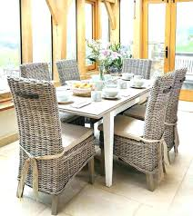 Rattan Dining Chairs Table Wicker And Our Extending Furniture For Sale With Arms Retro Arm Chair Room
