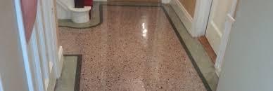 Cleaning And Polishing Terrazzo Floors Belfast