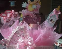 Baby Minnie Mouse Baby Shower Theme 12 small 3 5 minnie mouse baby shower favors in pink and