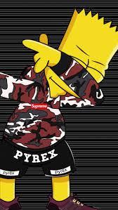 Bape Bed Sheets by The 25 Best Bart Simpson Ideas On Pinterest Donut Cartoon