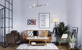100 Scandinavian Design Earthy Eclectic Style Interior