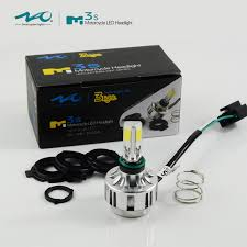 nao motorcycle h4 led headlight bulb hs1 flasher motos l for