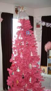 Vickerman Pink Christmas Tree by 8 Best Barbie Christmas Tree Images On Pinterest Pink Christmas