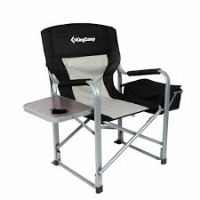 Kingcamp Heavy Duty Folding Director Chair Cooler Bag Side Table ... Folding Quad Chair Nfl Seattle Seahawks Halftime By Wooden High Tuckr Box Decors Stylish Jarden Consumer Solutions Rawlings Nfl Tailgate Wayfair The Best Stadium Seats Reviewed Sports Fans 2018 North Pak King Big 5 Sporting Goods Heavy Duty Review Chairs Advantage Series Triple Braced And Double Hinged Fabric Upholstered Amazoncom Seat Beach Lweight Alium Frame Beachcrest Home Josephine Director Reviews Tranquility Pnic Time Family Of Brands