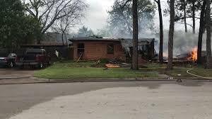 100 Hurst House Explosion Fire After Vehicle Crashes Into Home In NBC 5