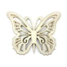 Pottery Barn Baby Wall Decor by Pottery Barn Kids Camille Butterfly Wooden Nursery Wall Decor